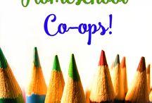 Homeschool Co-op / All things Co-op, homeschool co-op