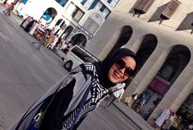 One day, i will / As a moslem, hijab supposed to be my crown, fashion is my passion, insyaallah