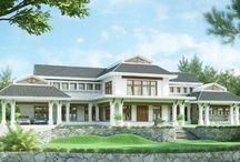 Home residence design for Gopinath ,Mangalathunada
