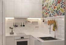 Kuchyňa nápady byt