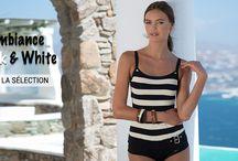 MAILLOTS BLACK AND WHITE / Découvrez notre sélection de maillots de bain BLACK AND WHITE !