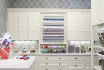 Residential * Crafty Craft Rooms