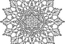 Inspiratie voor Mandala