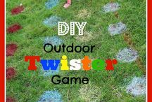Kids Party game ideas / by No i Deer Gifts