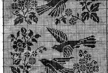 Схемы вышивки