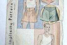 1940 men fashion