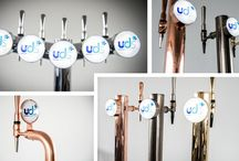 Beer pumps, ready for action! / Beer pumps, ready for action!