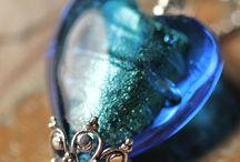 Venetian glass - beauties :)