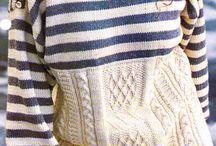 Переработанные свитера