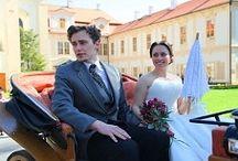 Svatby na zámku Loučeň