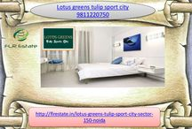 lotus greens tulip sport city 9811220650