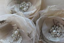 Shabby Chic Flowers / All Vintage Shabby Chic Flowers