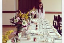 Inviting Tablescapes / How to host an unforgettable party