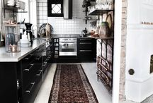 Kitchen Ideas (Long & Narrow)