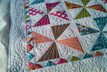 Quilt: Pinwheels and Geese / by Liz Geisert Kirk