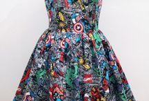Marvel, DC...anything Superhero