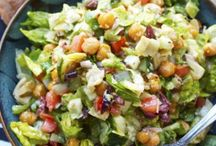 Mediterranean - Vegan customizible / Mediterranean inspiration, most recipes are vegetarian but could be twisted to vegan.