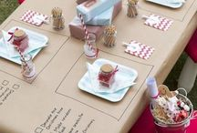 Kids - party ideas