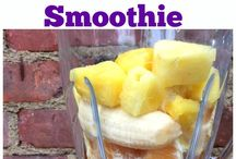 SNACKS, SMOOTHIES