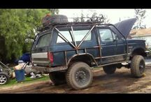 Off-Road External Roll Cage