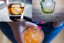 Liqueured liquids