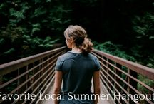Our Favorite Springfield Places! / Here are our favorite local restaurants, parks, and activities local to the Greater Springfield and Southwest Missouri area!