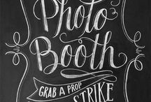 Photo - booth - props