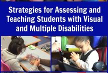 Strategies for assessing students with additional disabilities