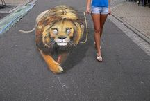 3D art to be seen