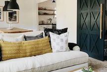 Boho-Chic Home Decor / Furniture, interior design and home decor that draws inspiration from Bohemian and hippie style.