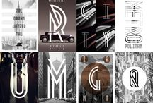 Art, Design & Typography / by Jonathan Moore