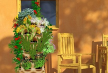 Garden Tower Scenes! / Visualize our next generation garden tower anywhere!