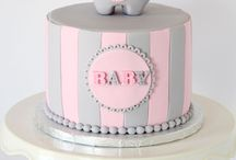 Girl Baby Shower Cakes / by Cake Central