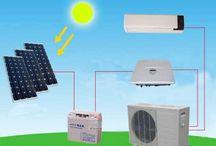 Sol, värme och ventilation