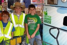 Recycling | Sustainability | Innovation / Check out our Interactive Recycling Kiosk featured at events all over AZ! We are introducing the newest way to recycle your cans & bottles and be instantly rewarded for doing your part! www.GlassKingRnR.com