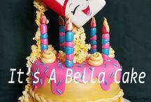It's A Bella Cake Cakes!!