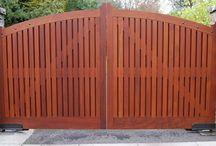 Cochera y/o puertas para terraza