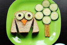 Kids lunch box / by Dee B