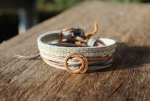 Bracelets Armbanden / Handmade
