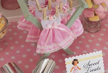 Doll party / by Prima Throop