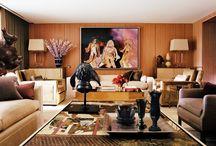 Celebrity Homes - Casas de Celebridades