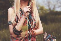 Hippie • boho • outfit
