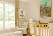 nursery / by Jessica Day