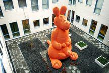 Urban Sculptures
