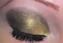 ChriMaLuxe Make up eyes / Zobacz jaki eyes look mogą stworzyć kosmetyki minerlane ChriMaLuxe!