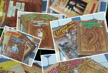 Leather Crafters & Saddlers Journal Back Issues