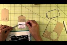 CRAFTY TOOLS...MISTI / All kinds of tutorials for the Most Incredible Stamp Tool Invented