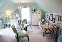 shabby chic, cottage / by Stacy Martone