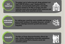 Rethink the War on Drugs / The 'War on Drugs' has not only failed to achieve its goals – it is fuelling poverty, undermining health, and failing some of the poorest and most marginalised communities worldwide. It's time to rethink.