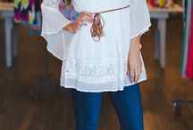 jeans + tunic